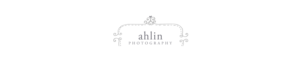 Ahlin Photography logo